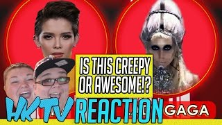 "Your Face Sounds Familiar: KZ Tandingan as Lady Gaga - ""Born This Way"" REACTION!! 🔥"
