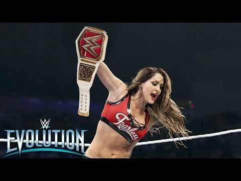 9 SHOCKING Last Minute WWE Evolution 2018 Rumors You Need To Know