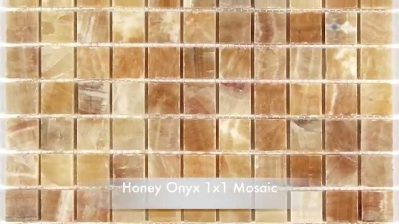 Honey Onyx Tile Mosaic Border And Moulding For Your Bathroom Design You