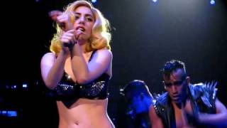 Lady GaGa Telephone Monster Ball Tour Melbourne Australia April 9th 2010