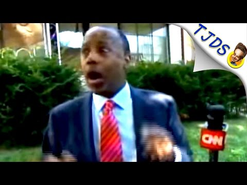 Ben Carson Panics, Runs Off Mid-Interview To Check On His Luggage