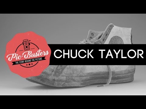 Chuck Taylor: The Man Behind the Converse All Star and what you didn't know! | PicBusters