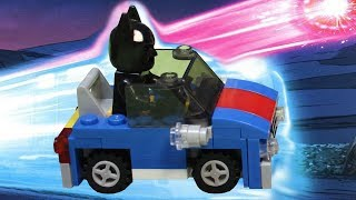 ТИШЕ ЕДЕШЬ, ДАЛЬШЕ БУДЕШЬ! Новый Лего мультик 2018. Бэтмен против Джокера
