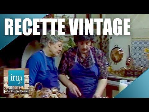 recette-:-les-omelettes-aux-champignons-de-maïté- -archive-ina
