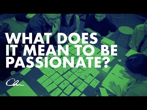 What Does It Mean To Be Passionate? Chris Do Explains | Motivational Video for Designers & Creatives