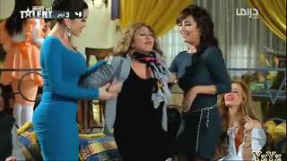 رقص امارات رزق والممثلين