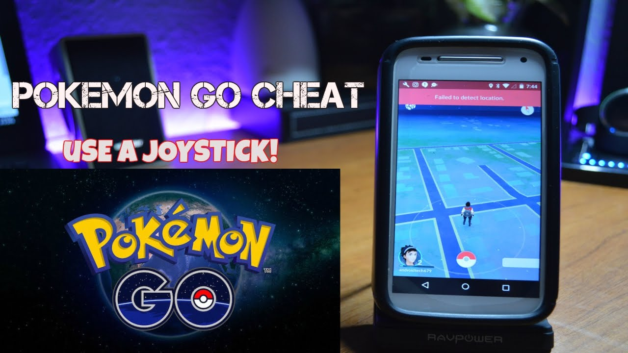 pokemon go cheat