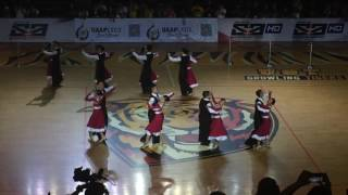 UP Ballroom Formation Dance: Standard