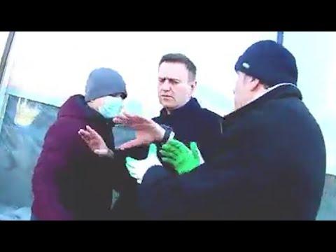 Нападение на Навального. Коронавирус в администрации президента. Путин и предприниматели