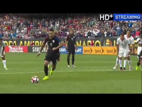 США - Коста-Рика 4:0 видео
