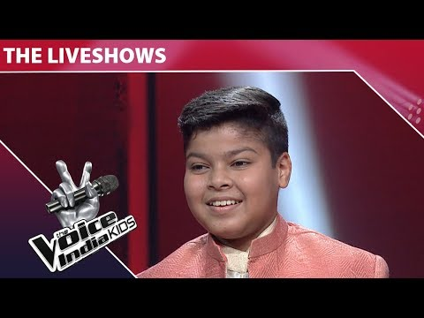 Bhanu Pratap Performs On Deva Shree Ganesha | The Voice India Kids | Episode 15
