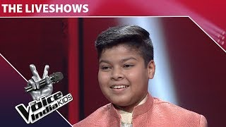 Bhanu Pratap Performs on Deva Shree Ganesha | The Voice India Kids | Episode 15
