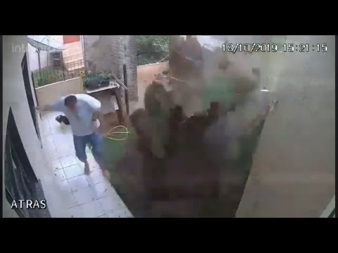 Bill Reed - Man Blows Up His Entire Yard While Trying To Kill Some Bugs