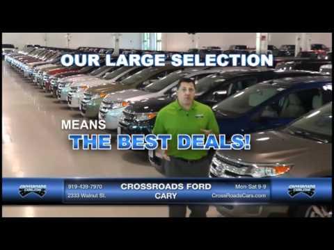 CrossRoads Ford Cary HD Edge Explorer U0026 Escape Fusion 1 5 12