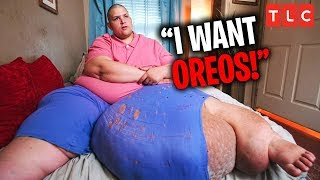 My 600-lb Life Cases GONE OVERBOARD!