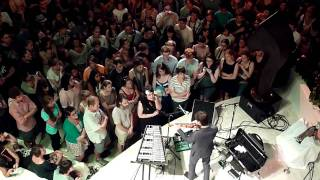 """Andrew Bird at the Guggenheim, """"Section 8 City""""/ """"Take Courage"""", NYC, August 5, 2010"""