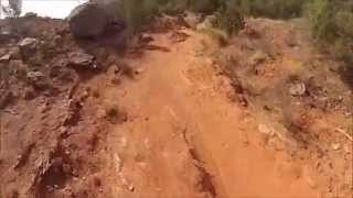 Palo Duro Canyon Mountain Biking