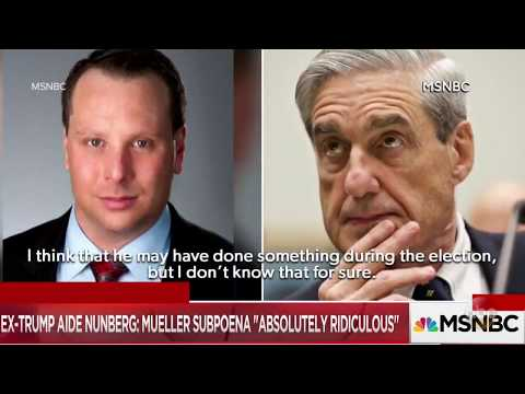 Was It Right To Air Sam Nunberg Interviews? | The View