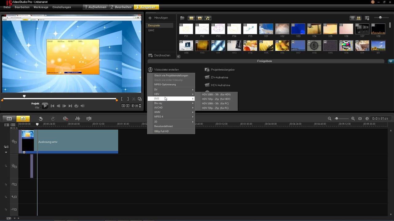 corel videostudio pro x5 ultimate sp1