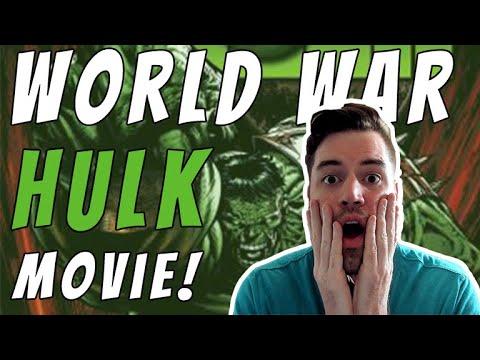 World War Hulk Movie Coming 2023!