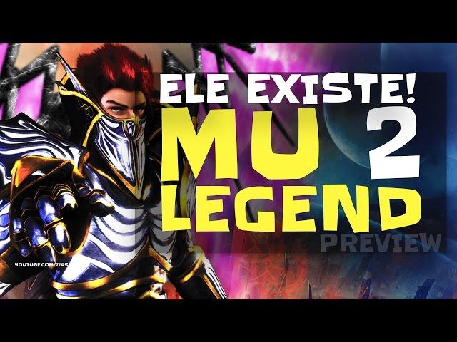 Conheça o Mu 2 - Mu Legend
