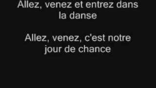 Toi plus Moi de Grégoire(paroles).