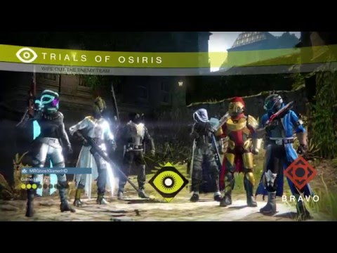 destiny trials of osiris no matchmaking