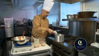 Moonstruck Chocolate The Making Of A Baileys Irish Crème Truffle Part 1