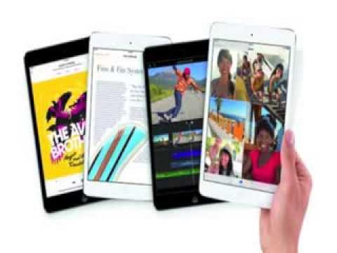 iPad Mini Video Lessons - How To Use Your iPad Mini