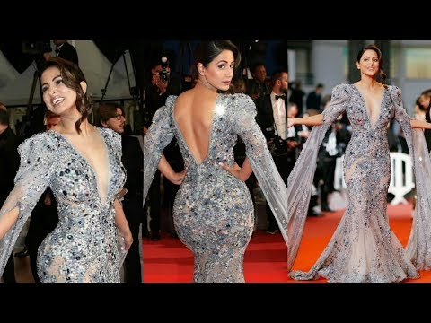 Hina Khan Flaunts Her Glamorous Red Carpet Look At Cannes 2019 Mp3