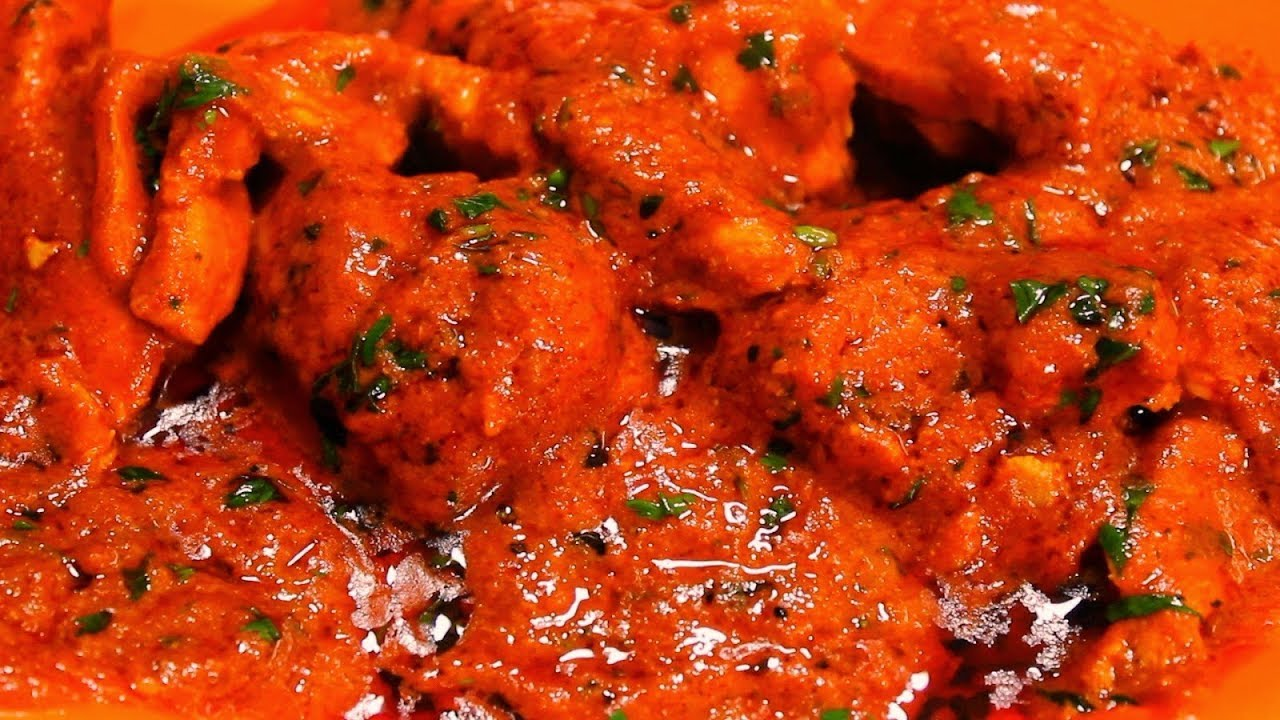 Chicken Masala Spicy Gravy (Eng Subtitles) - Easy Cook with Food ...