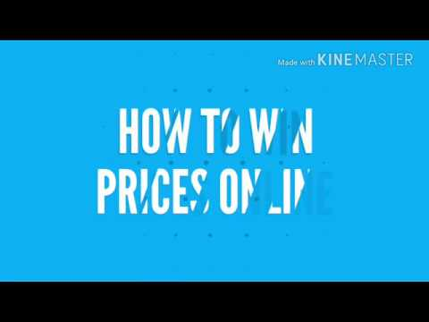 How to win free gifts or price in India 2017 | Video tutorial