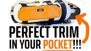 Long Trim Pockets | Handy Tool for Scuba Instructors