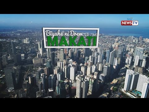 Biyahe ni Drew: Biyaheng Makati (Full Episode)