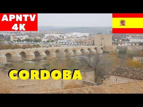 Cordoba 4K Vlog