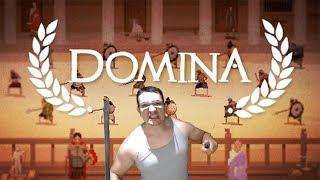 La Leyenda de Tumtunidas | Domina | Spartacus Simulator Ep. 1