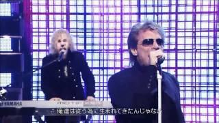 Kimura Takuya [木村拓哉] & Bon Jovi MEDLEY Nov 09 Japan