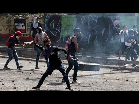 Protests Against President Ortega in Nicaragua Are Broad but 'Lack Working Class Leadership'