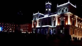 Concierto de Rosana en plaza Mayor Valladolid
