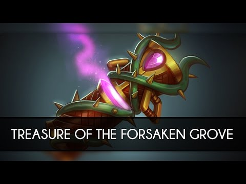 Treasure of the Forsaken Grove