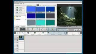 Wie blendet man ein Video im AVS Video Editor auf und ab?