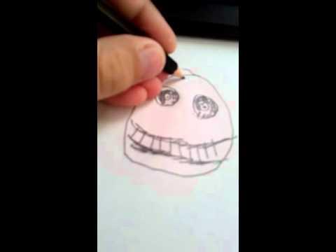 Рисую Джеффа убийцу