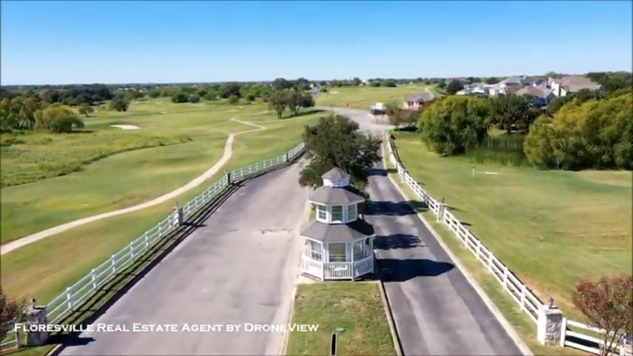 Tour River Bend Subdivision — Golf Course Homes — Floresville, TX  Video of the subdivision