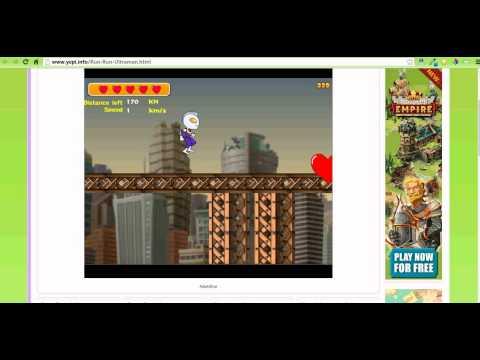 Run Run Ultraman At Yepi Games