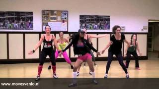 MOVES Z-STUDIO - PITBULL SHAKE SENORA