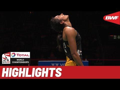 TOTAL BWF World Championships 2019 | Finals WS Highlights | BWF 2019