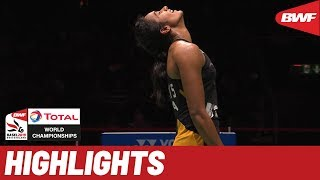 TOTAL BWF World Championships 2019 | Finals WS Highlights | BWF 2019