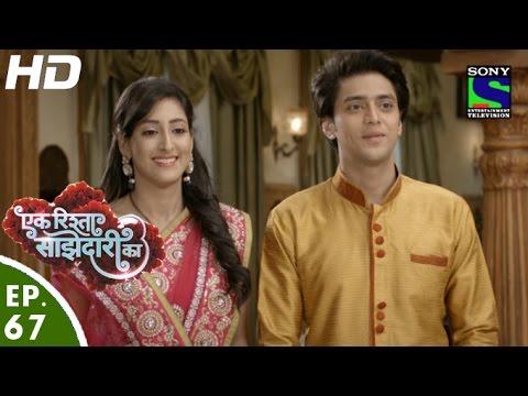 Ek Rishta Saajhedari Ka - एक रिश्ता साझेदारी का - Episode 67 - 8th November, 2016