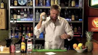 How To Make A Colorado Bulldog Cocktail - Drink Recipes From The One Minute Bartender