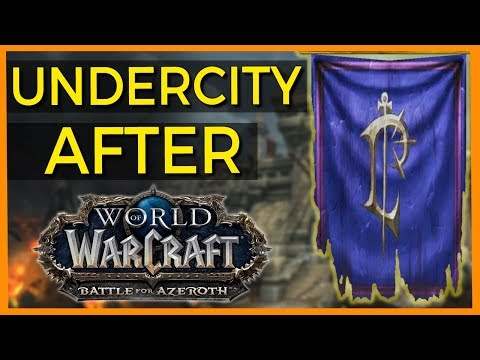 Will Lordaeron Ever Be Restored? Undercity After BFA?